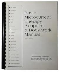 Basic Microcurrent Therapy: Acupoint & Bodywork Manual, 4th Edition
