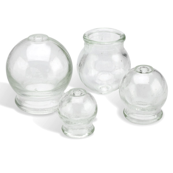 Cups - Glass Fire Cups