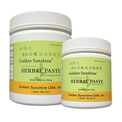 Far Infrared Herbal Paste