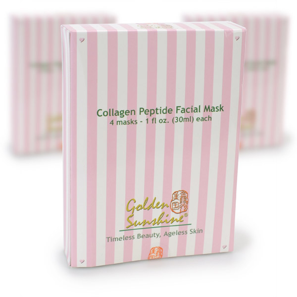 Collagen Peptide Facial Mask