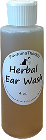 Pawroma Therapy Herbal Ear Wash