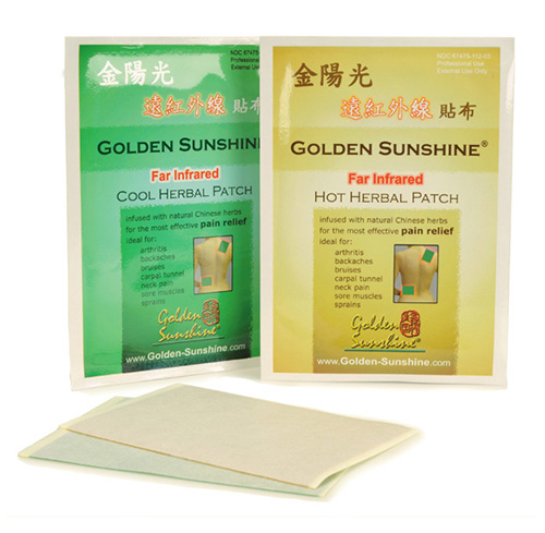 Far Infrared Pain Patches