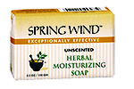 Spring Wind Moisturizing Herbal Soap