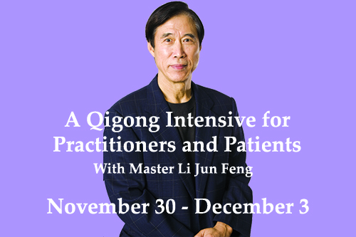 A Qigong Intensive for Practitioners and Patients