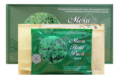 Moxa Packs - Self-heating