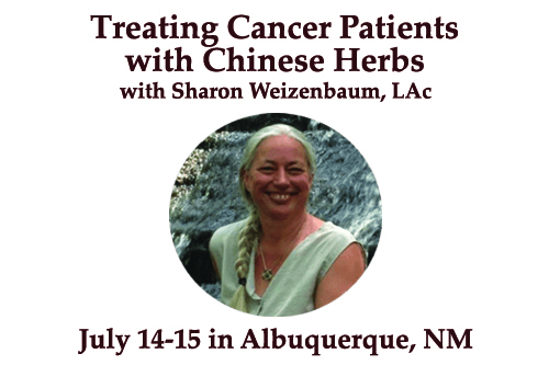 Treating Cancer Patients with Chinese Herbs
