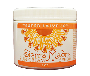 Sierra Madre Sun Cream