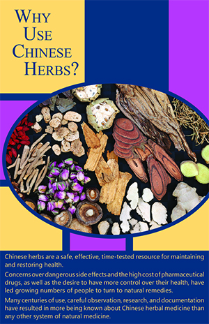 Why Use Chinese Herbs